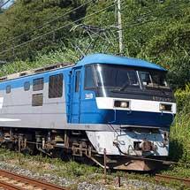 東京メトロ18000系が甲種輸送される