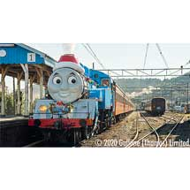 大井川鐵道「DAY OUT WITH THOMAS 12月特別運転」を実施