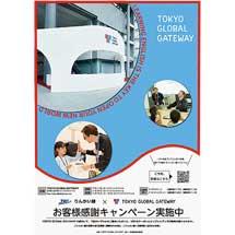 10月4日/11月29日/12月19日・20日りんかい線×TOKYO GLOBAL GATEWAY「お客様感謝キャンペーン」実施
