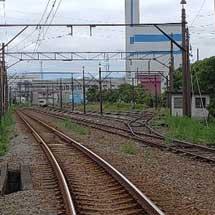10月10日/11月28日岳南電車「旧貨物線跡&古レール探訪ツアー」開催
