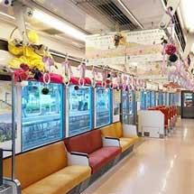 10月14日〜11月23日伊賀鉄道で「セージ列車」を運転