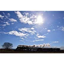 10月15日〜21日プロビア倶楽部,写真展「鉄道写真の魅力IV」開催