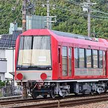 箱根登山鉄道3100形が甲種輸送される