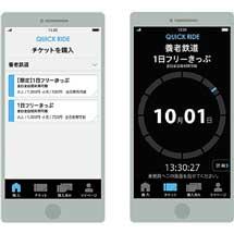 「養老鉄道1日フリーきっぷ(モバイル版)」発売