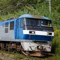 相鉄20000系20105編成が甲種輸送される