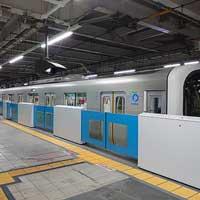 西武,所沢駅1番ホームで,10月30日からホームドアの稼働を開始