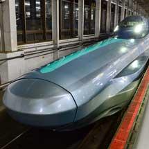 JR東日本,E956形「ALFA-X」報道試乗会を実施