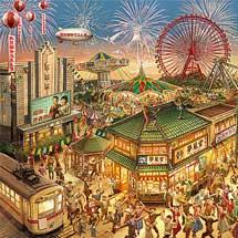 西武,「西武園ゆうえんち」のリニューアル概要を発表〜もと長崎電気軌道1050形(1051号)も展示へ〜