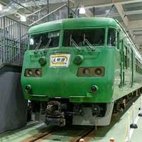 京都鉄道博物館で117系が展示される
