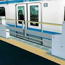 12月9日から京浜東北線与野駅でホームドアの使用を開始