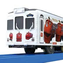 プラレール「SC-05 チャギントンラッピング電車」発売