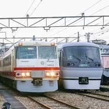富山地方鉄道でミステリー列車運転