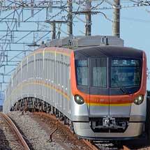 東京メトロ17000系が有楽町線で試運転