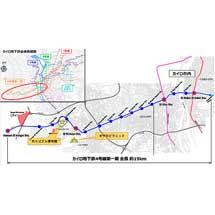 三菱商事,エジプト・アラブ共和国 カイロ地下鉄4号線第一期向け鉄道システムの契約を締結