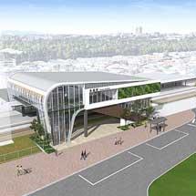 西武,多摩川線多磨駅の橋上駅舎・自由通路を12月23日から供用開始