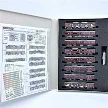 阪急,「すみっコぐらし号」の鉄道模型(Nゲージ)を発売