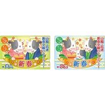 「山陽・高速 新春全線パス2021」発売