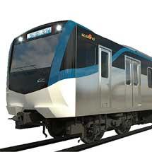 住友商事・総合車両製作所,フィリピン マニラ地下鉄向け鉄道車両240両を受注