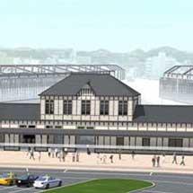 JR九州,2021年1月2日から折尾駅新駅舎の供用を開始