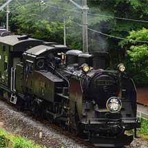 東武,SL「大樹」・SL大樹「ふたら」の運転内容を変更