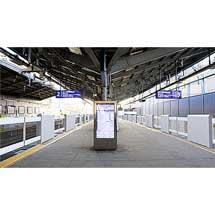 京急,京急鶴見駅2・3番線・平和島駅3・4番線でホームドアの設置に着手