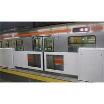 JR東海,金山駅3番線ホームのホーム可動柵を3月1日から使用開始
