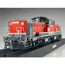 青島文化教材社,「ディーゼル機関車 DD51 貨物A更新機」を7月に発売