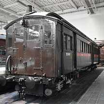 3月10日〜2022(令和4)年1月31日リニア・鉄道館で第10回企画展「重要文化財ホジ6014号蒸気動車のすべて~誕生からこれまでの歩み~」開催