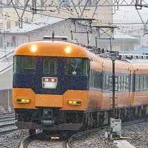 近鉄12200系による団臨運転