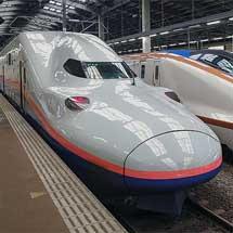 上越新幹線E7系増投入とE4系Maxの話題