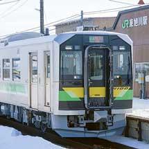 H100形,旭川・苫小牧地区で営業運転開始