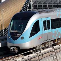 三菱重工エンジニアリングなど「ドバイメトロ」運行・保守と「ドバイトラム」運行事業を受注