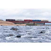 「『くま川鉄道』復興支援プロジェクト」実施