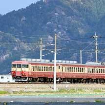 413系B06編成とクハ455-701がえちごトキめき鉄道に譲渡される