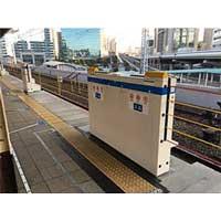JR西日本,三ノ宮駅1・4番のりばに昇降式ホーム柵を設置へ