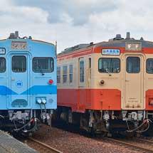 水島臨海鉄道でキハ37・キハ38の臨時運転