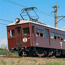 上毛電鉄でデハ101の貸切列車運転
