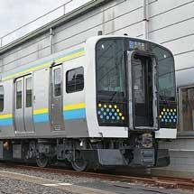 4月29日〜5月31日JR東日本「E131系デビュー記念!南房総ぐるり電車スタンプラリー」開催