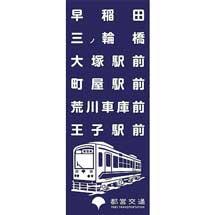 東京都交通局「路面電車の日記念グッズ」を発売