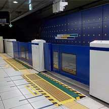 りんかい線,天王洲アイル駅の可動式ホーム柵を使用開始