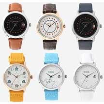 トレインボックス,「大阪環状線〜つながって60年〜腕時計」「カモノハシのイコちゃん 腕時計」を発売