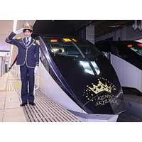 京成,「京成王子」をモチーフとした「KENTY SKYLINER」を7月17日から運転開始