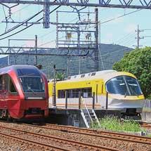 近鉄80000系「ひのとり」が近鉄山田線・志摩線で試運転を実施