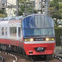 7月22日〜25日名鉄,期間限定で中部国際空港行き特急を1200系で運転