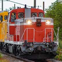 『THE ROYAL EXPRESS ~HOKKAIDO CRUISE TRAIN~』の試運転