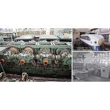 鉄道総研の「車両試験装置」が日本機械学会の機械遺産に認定される