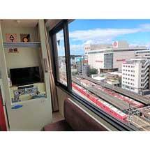 名鉄トヨタホテル,「名鉄電車ルーム6048」の予約を開始