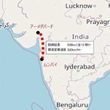 JOIN・JRTT・JR東日本インド高速鉄道の実現に向けた「日本高速鉄道電気エンジニアリング」を設立