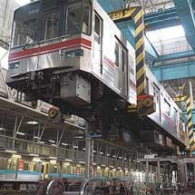 9月4日の「工場へ行こうⅢ」は名古屋市営地下鉄 日進工場をテーマに放送