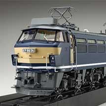 アオシマ,「電気機関車 EF66 後期型 貨物更新機」を12月に発売